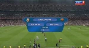 Реал - Барса 2-1